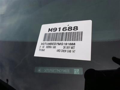 2021 GMC Sierra 1500 Crew Cab 4x4, Pickup #M91688 - photo 49