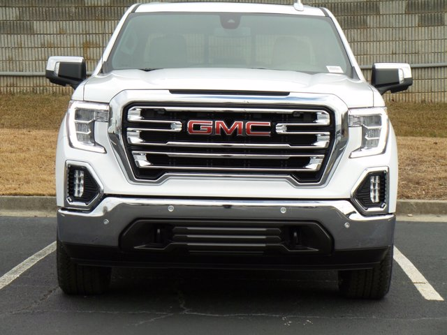 2021 GMC Sierra 1500 Crew Cab 4x4, Pickup #M91831 - photo 4
