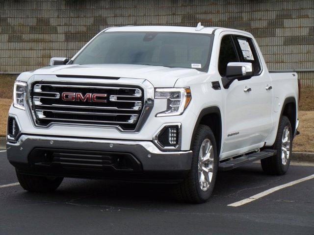 2021 GMC Sierra 1500 Crew Cab 4x4, Pickup #M91831 - photo 5