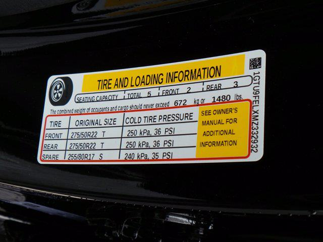 2021 GMC Sierra 1500 Crew Cab 4x4, Pickup #MD32932 - photo 55