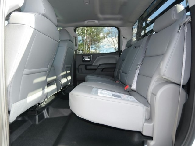 2016 Sierra 3500 Crew Cab 4x4, Platform Body #MF239494 - photo 7