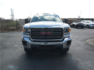 2016 Sierra 3500 Crew Cab 4x4, Platform Body #MF239494 - photo 8