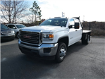 2016 Sierra 3500 Crew Cab 4x4, Platform Body #MF239494 - photo 1