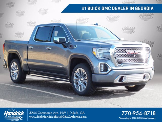 2021 GMC Sierra 1500 Crew Cab 4x4, Pickup #MG195245 - photo 1