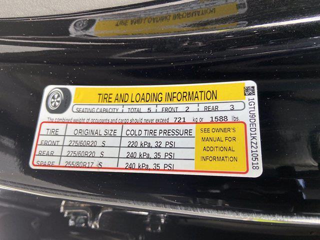 2019 Sierra 1500 Crew Cab 4x4,  Pickup #PS40518 - photo 58