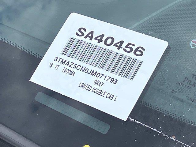 2018 Toyota Tacoma Double Cab 4x2, Pickup #SA40456 - photo 46