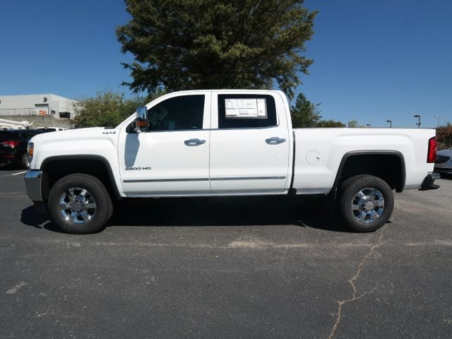 2016 Sierra 2500 Crew Cab 4x4, Pickup #TSBKD0*O - photo 9