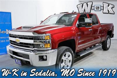 2019 Silverado 2500 Crew Cab 4x4,  Pickup #130537 - photo 1