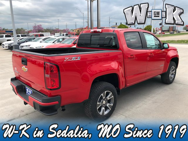 2018 Colorado Crew Cab 4x4,  Pickup #143004 - photo 1