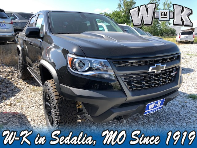 2018 Colorado Crew Cab 4x4,  Pickup #291820 - photo 2