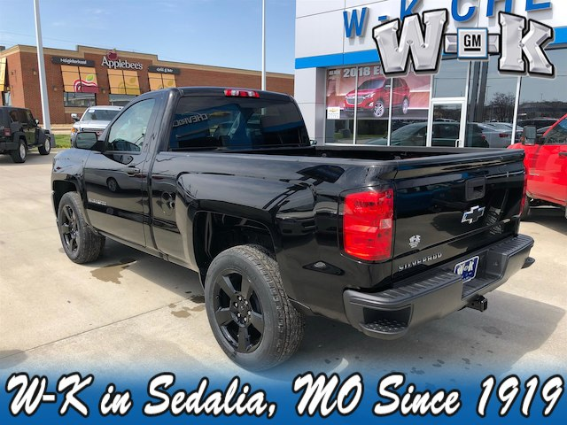 2017 Silverado 1500 Regular Cab 4x2,  Pickup #386475 - photo 2