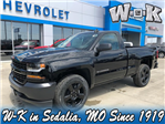 2017 Silverado 1500 Regular Cab 4x2,  Pickup #386475 - photo 1