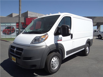 2017 ProMaster 1500 Low Roof FWD,  Upfitted Cargo Van #17D115 - photo 1