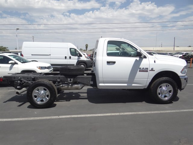 2017 Ram 3500 Regular Cab 4x2,  Cab Chassis #17D1193 - photo 4