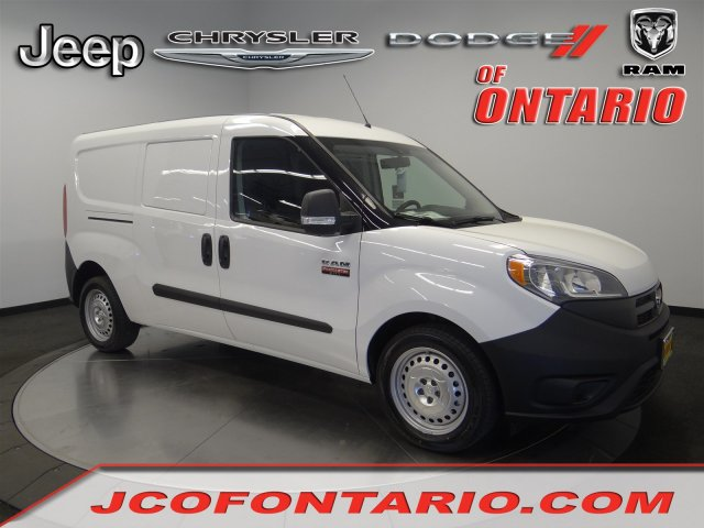 2018 ProMaster City FWD,  Empty Cargo Van #18D1070 - photo 3