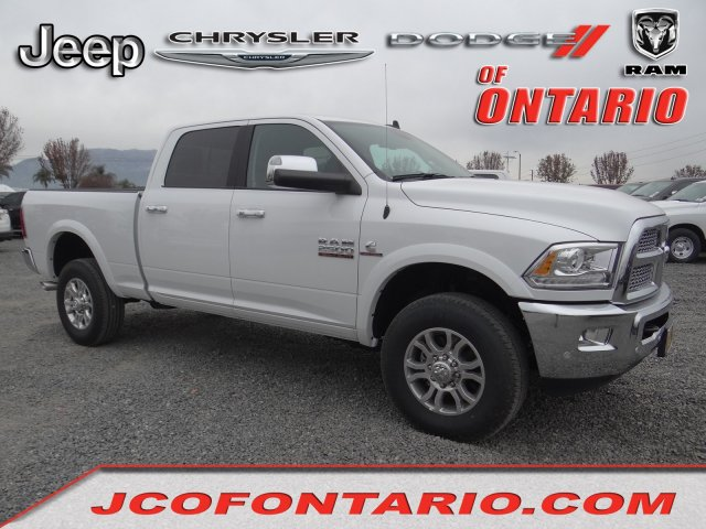 2018 Ram 2500 Crew Cab 4x4,  Pickup #18D1288 - photo 1