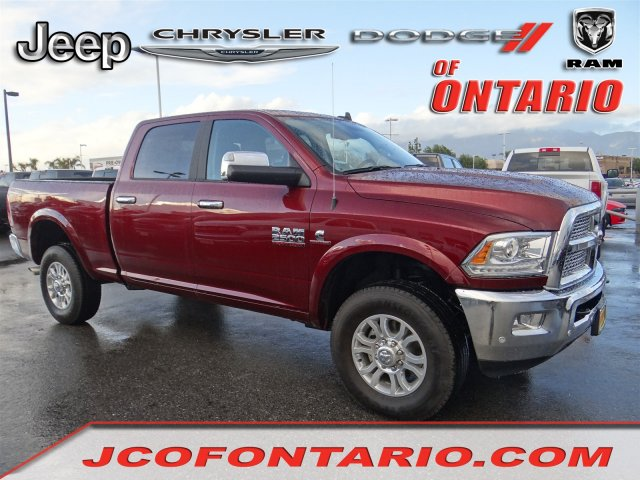 2018 Ram 2500 Crew Cab 4x4,  Pickup #18D1358 - photo 1