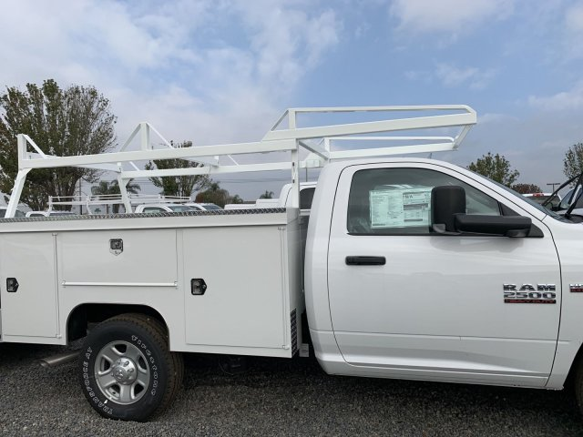 2018 Ram 2500 Regular Cab 4x2,  Scelzi Service Body #18D1386 - photo 2