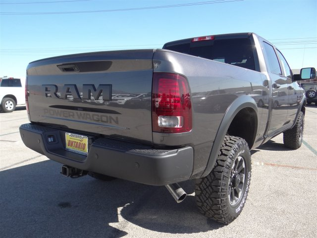 2018 Ram 2500 Crew Cab 4x4,  Pickup #18D1394 - photo 25