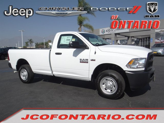 2018 Ram 2500 Regular Cab 4x2,  Pickup #18D1407 - photo 3