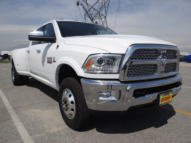 2018 Ram 3500 Crew Cab DRW 4x4,  Pickup #18D1446 - photo 19