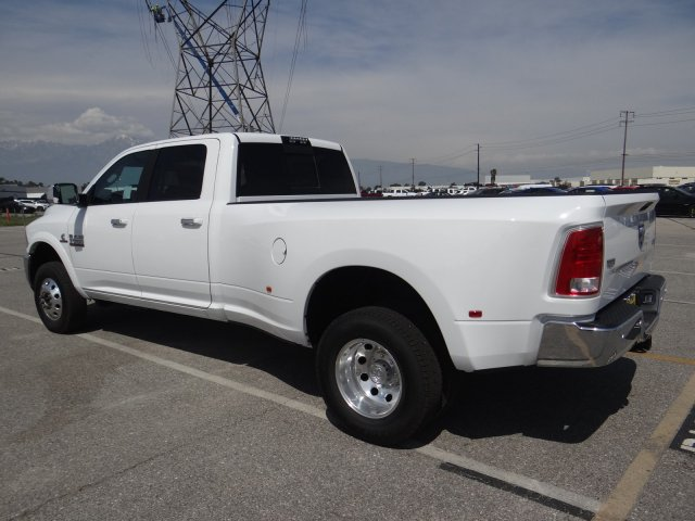 2018 Ram 3500 Crew Cab DRW 4x4,  Pickup #18D1446 - photo 3