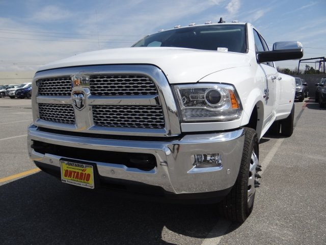 2018 Ram 3500 Crew Cab DRW 4x4,  Pickup #18D1446 - photo 21
