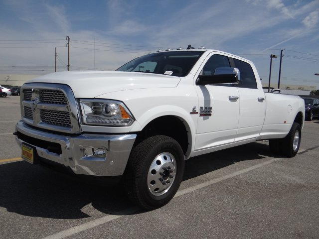 2018 Ram 3500 Crew Cab DRW 4x4,  Pickup #18D1446 - photo 22