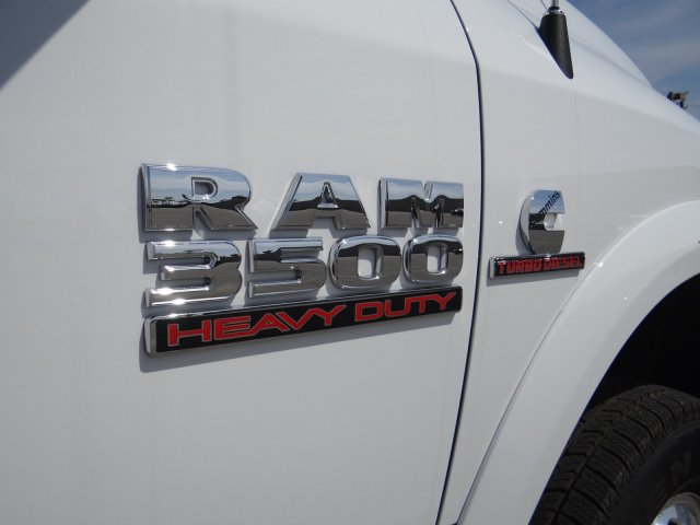 2018 Ram 3500 Crew Cab DRW 4x4,  Pickup #18D1446 - photo 33