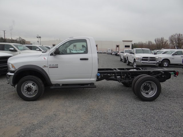 2018 Ram 5500 Regular Cab DRW 4x4,  Cab Chassis #18D1476 - photo 16