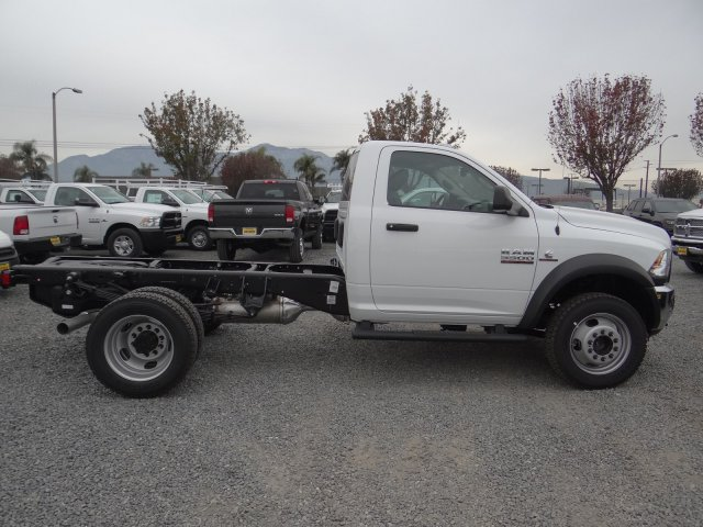 2018 Ram 5500 Regular Cab DRW 4x4,  Cab Chassis #18D1476 - photo 17