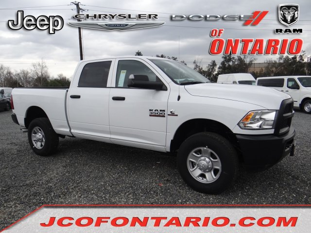 2018 Ram 3500 Crew Cab 4x4,  Pickup #18D1479 - photo 1
