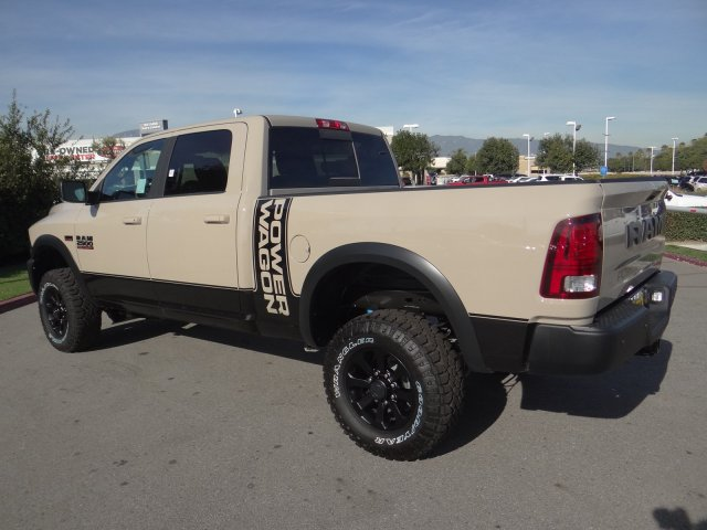 2018 Ram 2500 Crew Cab 4x4,  Pickup #18D1489 - photo 3
