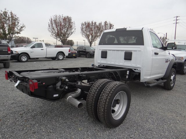 2018 Ram 5500 Regular Cab DRW 4x4,  Cab Chassis #18D1506 - photo 1