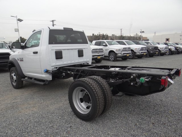 2018 Ram 5500 Regular Cab DRW 4x4,  Cab Chassis #18D1506 - photo 3