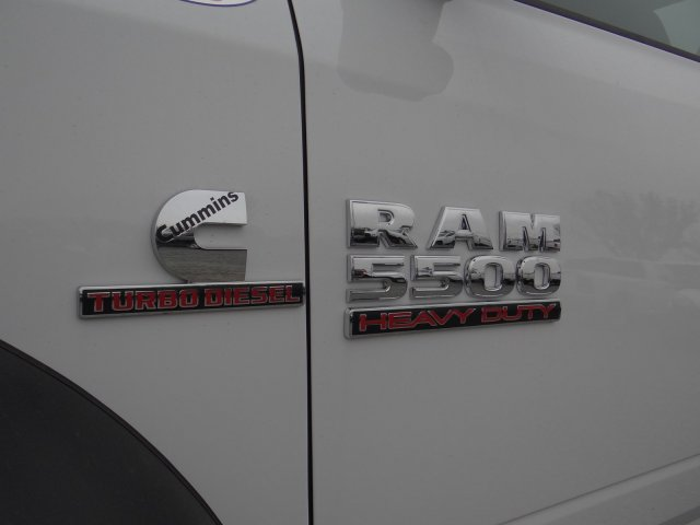 2018 Ram 5500 Regular Cab DRW 4x4,  Cab Chassis #18D1506 - photo 21