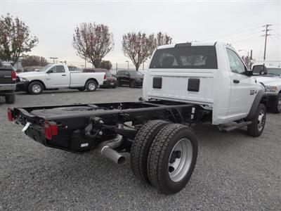 2018 Ram 5500 Regular Cab DRW 4x4,  Cab Chassis #18D1514 - photo 2
