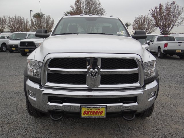 2018 Ram 5500 Regular Cab DRW 4x4,  Cab Chassis #18D1536 - photo 13