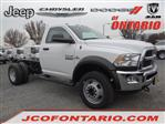 2018 Ram 5500 Regular Cab DRW 4x4,  Cab Chassis #18D1539 - photo 1
