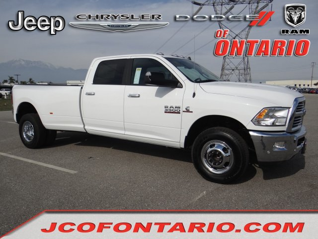 2018 Ram 3500 Crew Cab DRW 4x2,  Pickup #18D1540 - photo 1