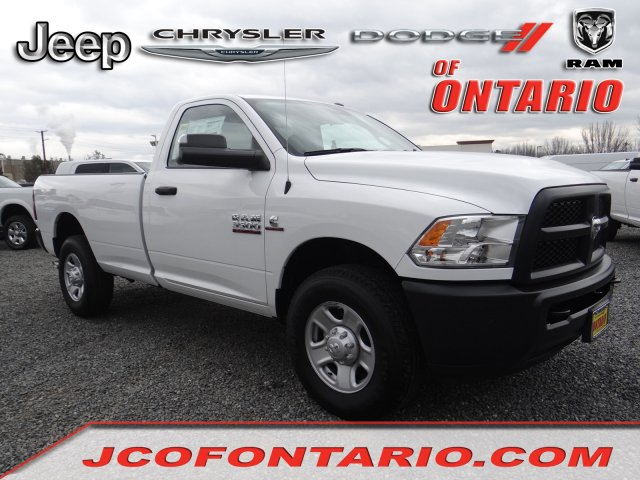 2018 Ram 3500 Regular Cab 4x2,  Pickup #18D1572 - photo 1