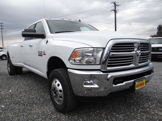 2018 Ram 3500 Crew Cab DRW 4x4,  Pickup #18D1627 - photo 17