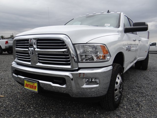 2018 Ram 3500 Crew Cab DRW 4x4,  Pickup #18D1627 - photo 19