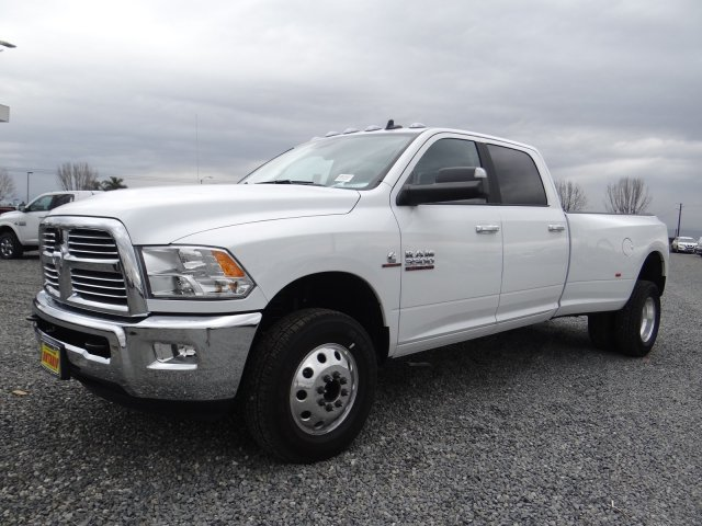 2018 Ram 3500 Crew Cab DRW 4x4,  Pickup #18D1627 - photo 20
