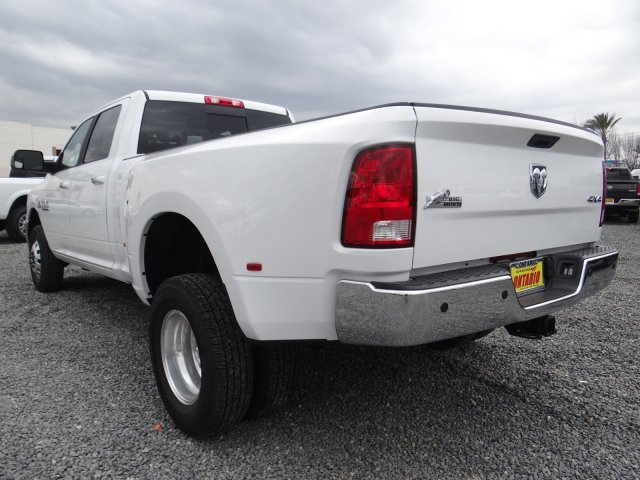 2018 Ram 3500 Crew Cab DRW 4x4,  Pickup #18D1627 - photo 22