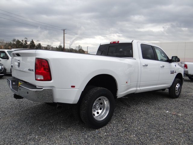2018 Ram 3500 Crew Cab DRW 4x4,  Pickup #18D1627 - photo 2