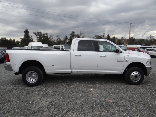2018 Ram 3500 Crew Cab DRW 4x4,  Pickup #18D1627 - photo 25