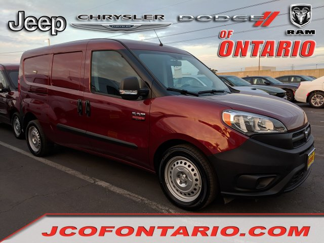2018 ProMaster City FWD,  Empty Cargo Van #18D403 - photo 3