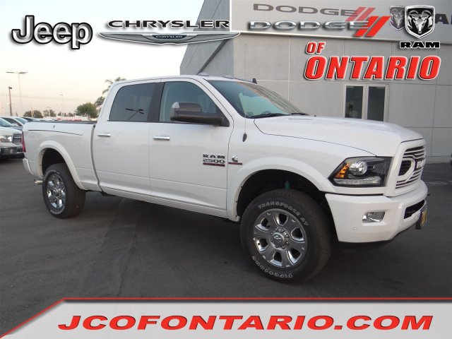 2018 Ram 2500 Crew Cab 4x4,  Pickup #18D830 - photo 1