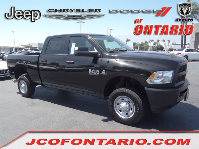 2018 Ram 2500 Crew Cab 4x4,  Pickup #18D870 - photo 3